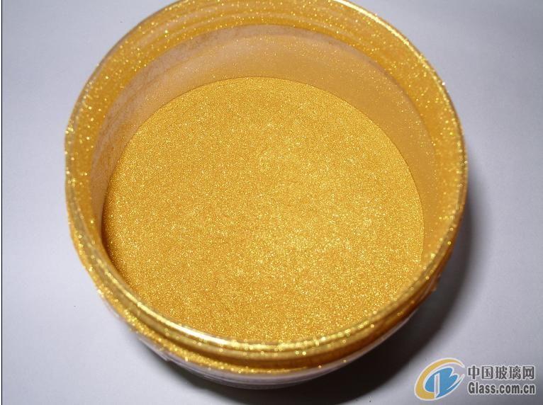 进口超闪金黄色珠光粉 进口珠光颜料