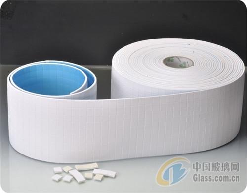 山东带胶EVA玻璃垫片供应厂家