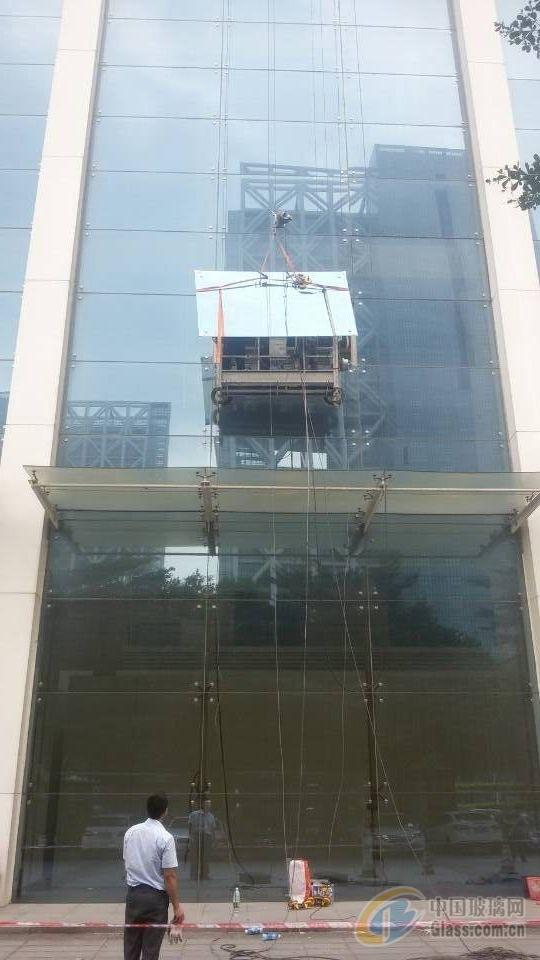 2020年广州佛山更换幕墙玻璃价格