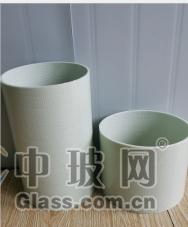 清城玻璃钢螺纹筋材设备绕拉挤设备 玻璃钢螺纹筋材