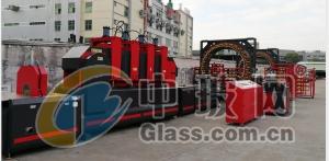 成都彭州玻璃钢螺纹筋材设备绕拉挤设备玻璃钢螺纹筋材