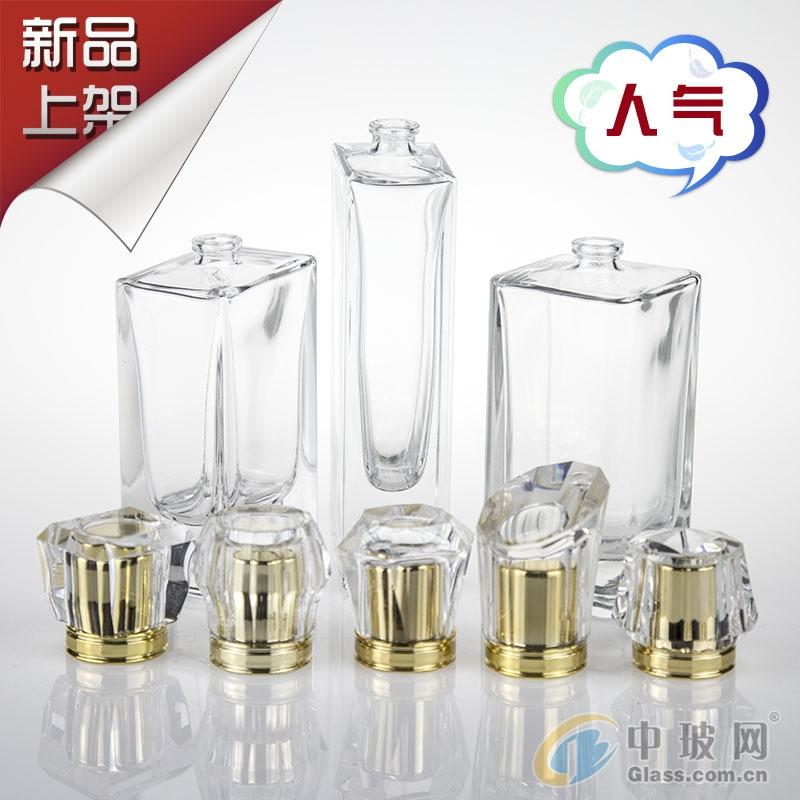 香水玻璃瓶抛光打磨厂