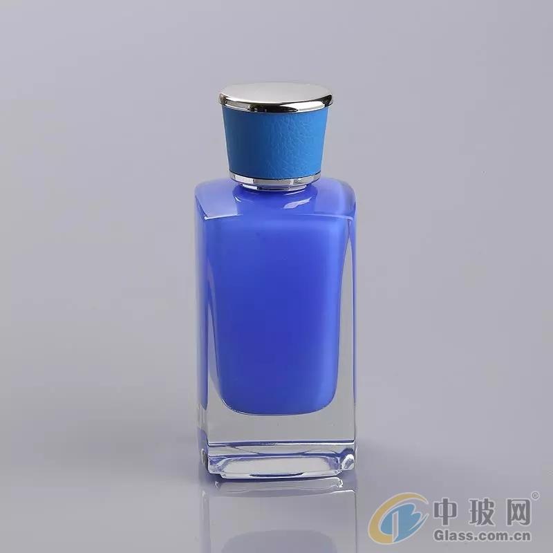 水晶香水瓶内喷厂 化妆品香水瓶内喷厂 香水空瓶内喷厂