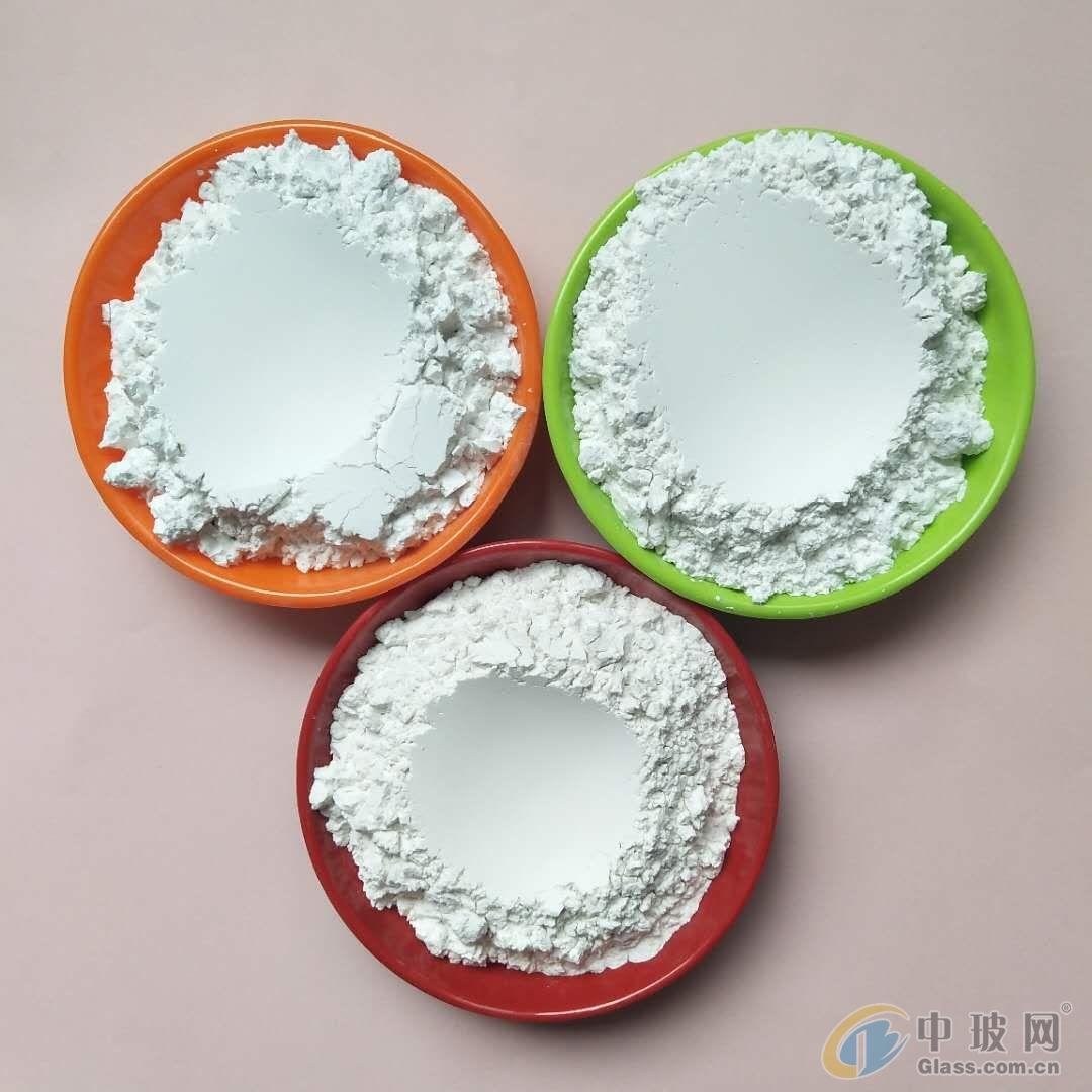 陶瓷 涂料 玻璃添加高岭土 煅烧高岭土