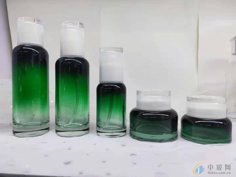 化妆品包材 玻璃瓶 西林瓶 护肤品瓶子