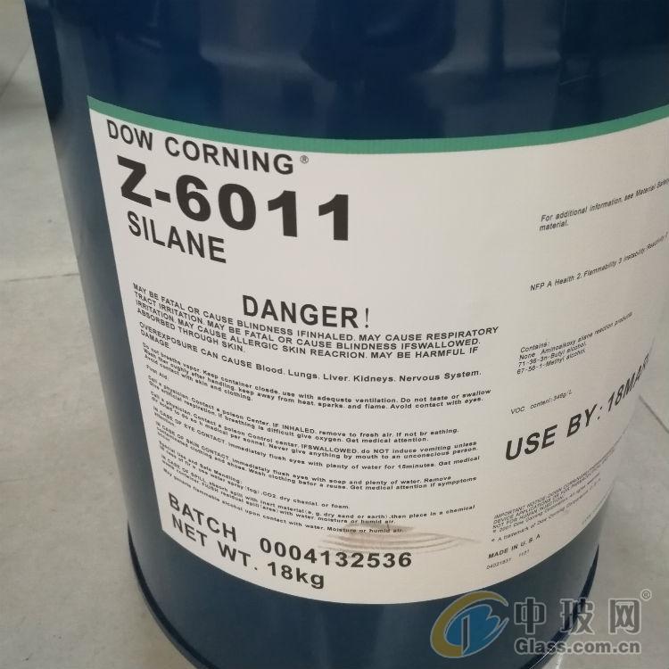 钢材铝材处理剂道康宁6011金属偶联剂