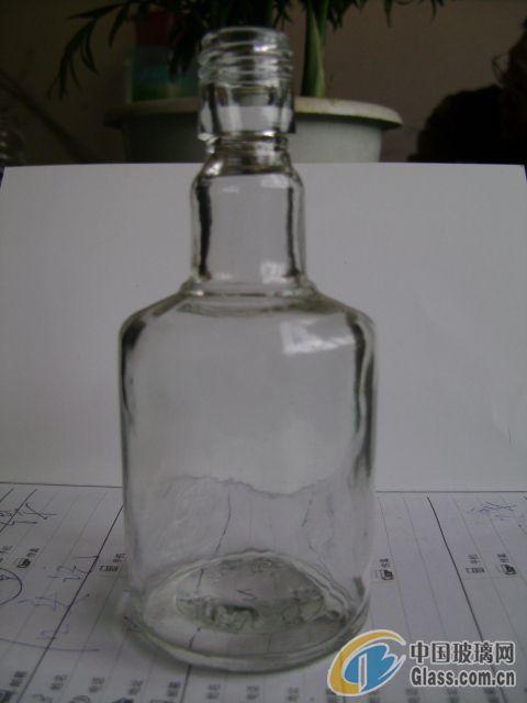 供应各种玻璃白酒瓶