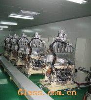 供应模压非球面三型成型机