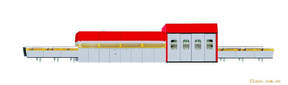 供应纵弯型--弯钢化玻璃生产线系列(Z