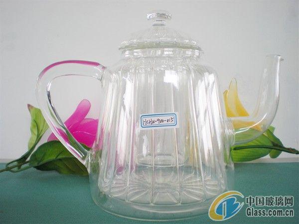 供应玻璃工艺茶壶 咖啡壶