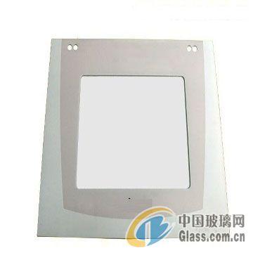 供应多种规格颜色的电烤箱玻璃价格 家电玻璃