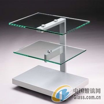 供应展架玻璃 家用装饰玻璃展架
