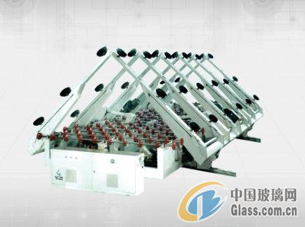 供应SC-SP-6133全自动智能双翻单工位玻全自动玻璃上片机。