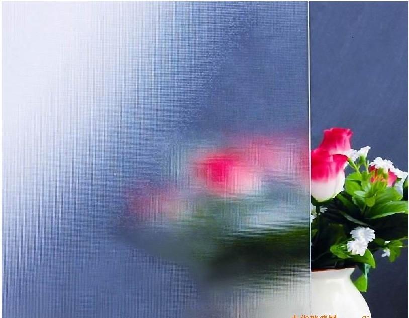 压花玻璃布纹