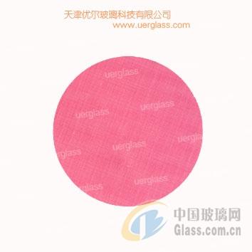 供应玻璃划痕修复工具 粉红色研磨片(2英寸)