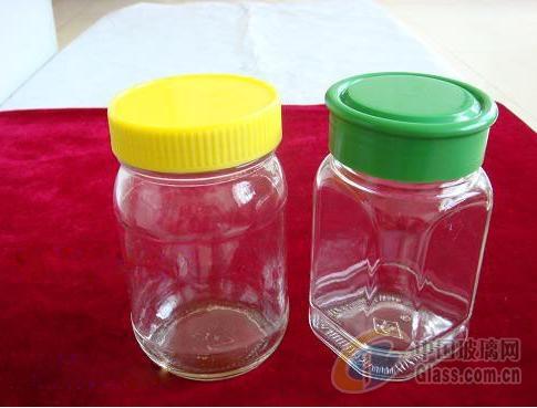 各种玻璃瓶,玻璃制品,瓶盖等