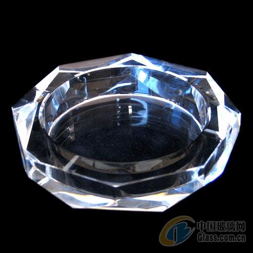 厂家直销水晶烟灰缸