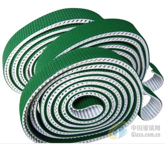 玻璃行业专业使用的聚氨酯皮带