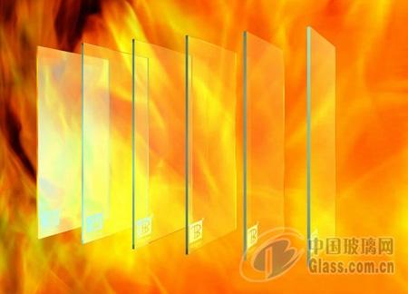 复合防火玻璃