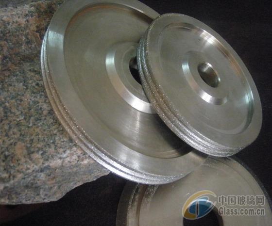 金刚石电镀玻璃锅盖磨轮