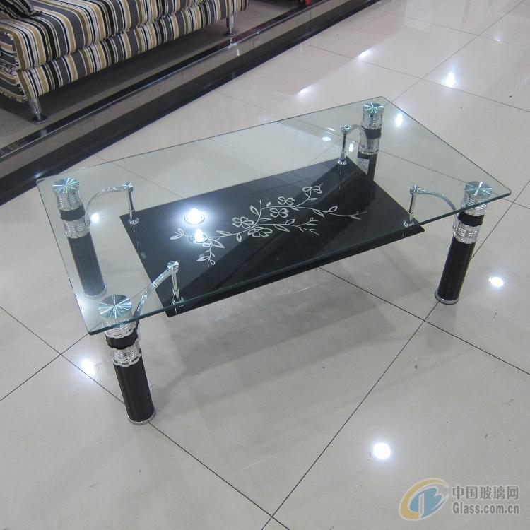 本公司出售玻璃茶几等玻璃家居