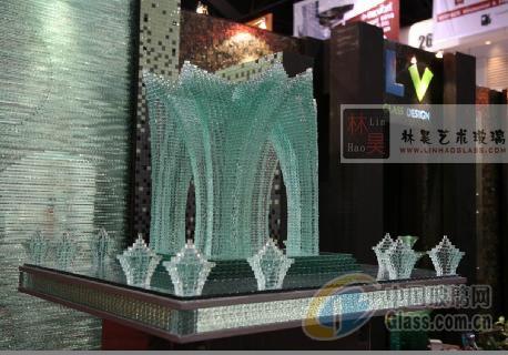 玻璃造型,钳口玻璃,装饰玻璃
