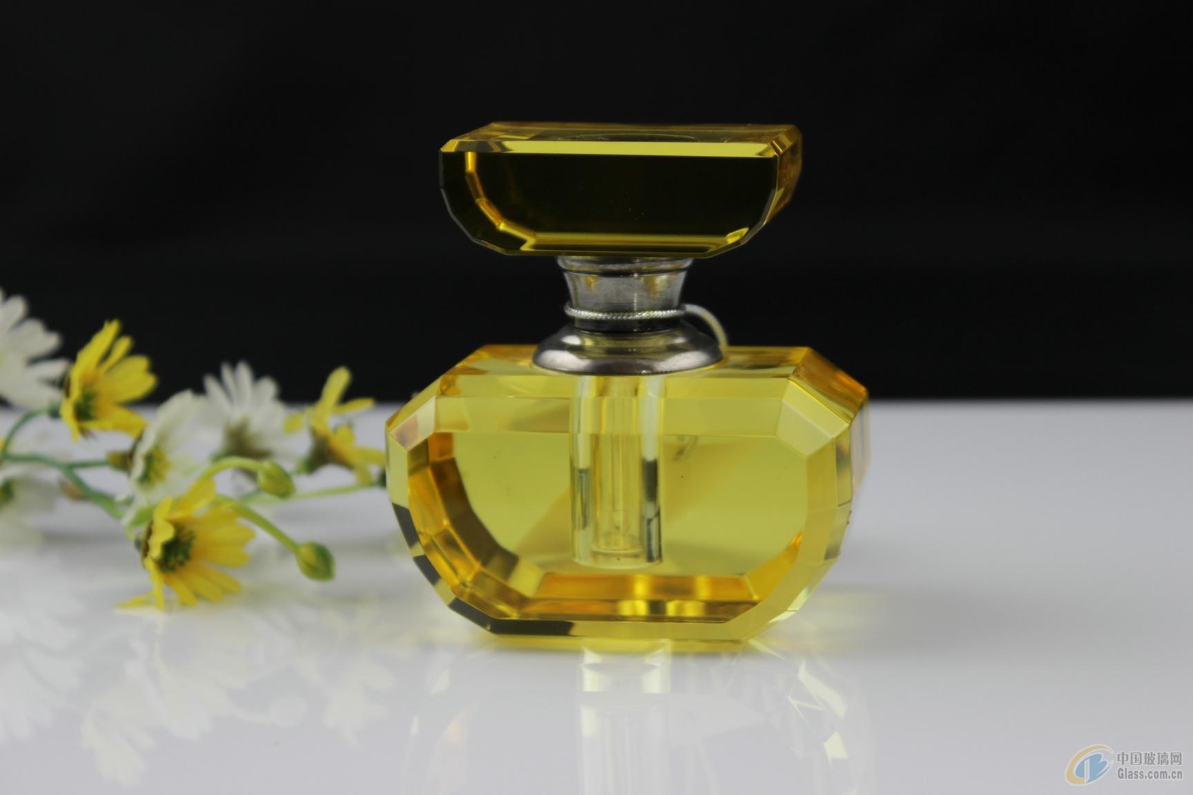 供应扬州康龙水晶香水瓶/中国玻璃网推荐产品