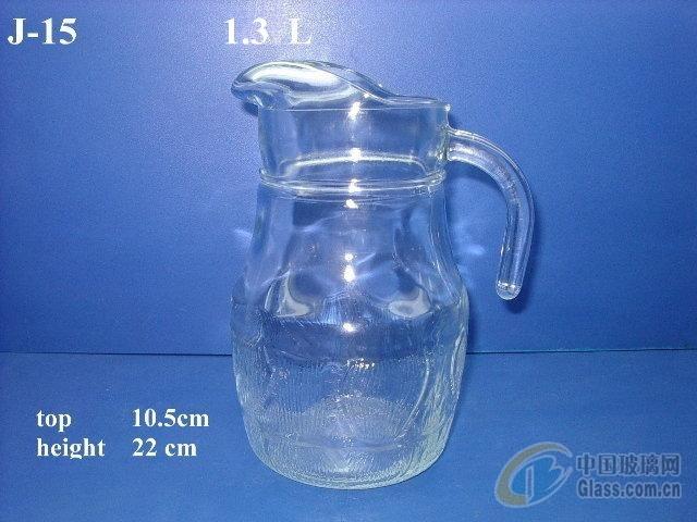 玻璃壶 水壶 调酒壶