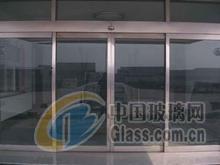 西安定做建筑玻璃门建筑自动门