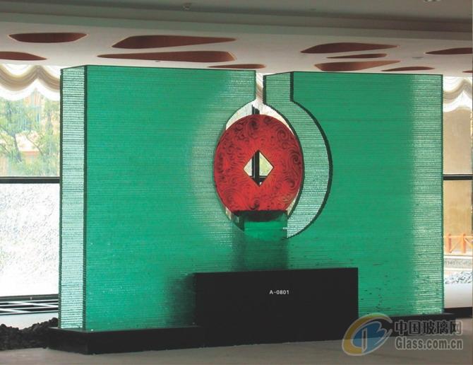 钳口艺术玻璃-星威玻璃供应