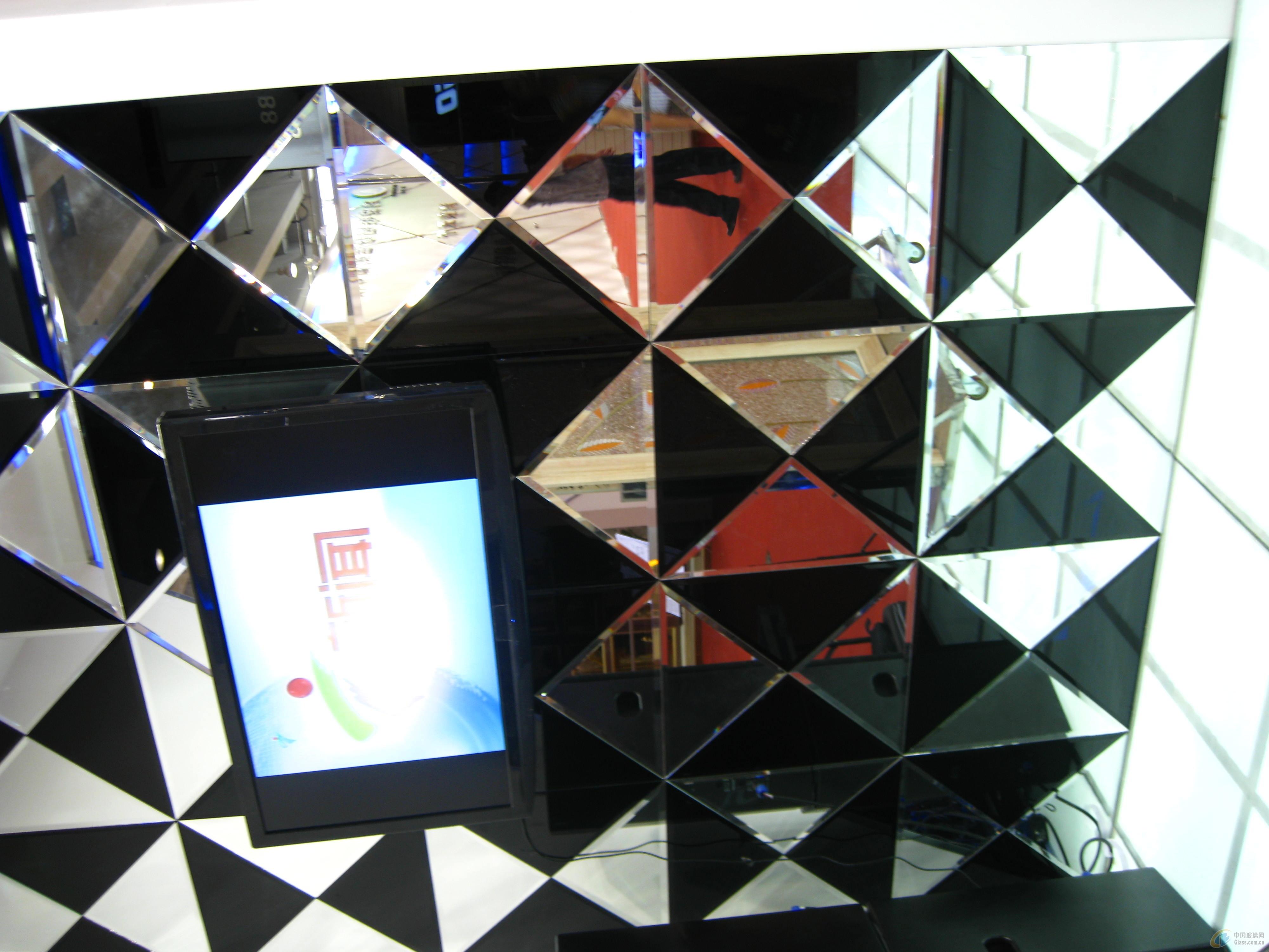 供应斜边玻璃/装饰玻璃