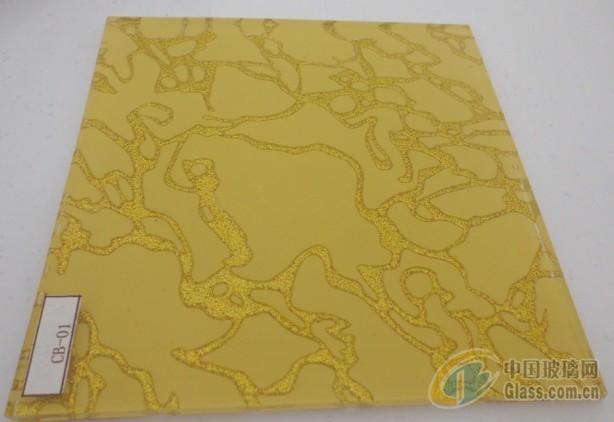 本周畅销产品-黄金龙玻璃-艺术玻璃优惠多多