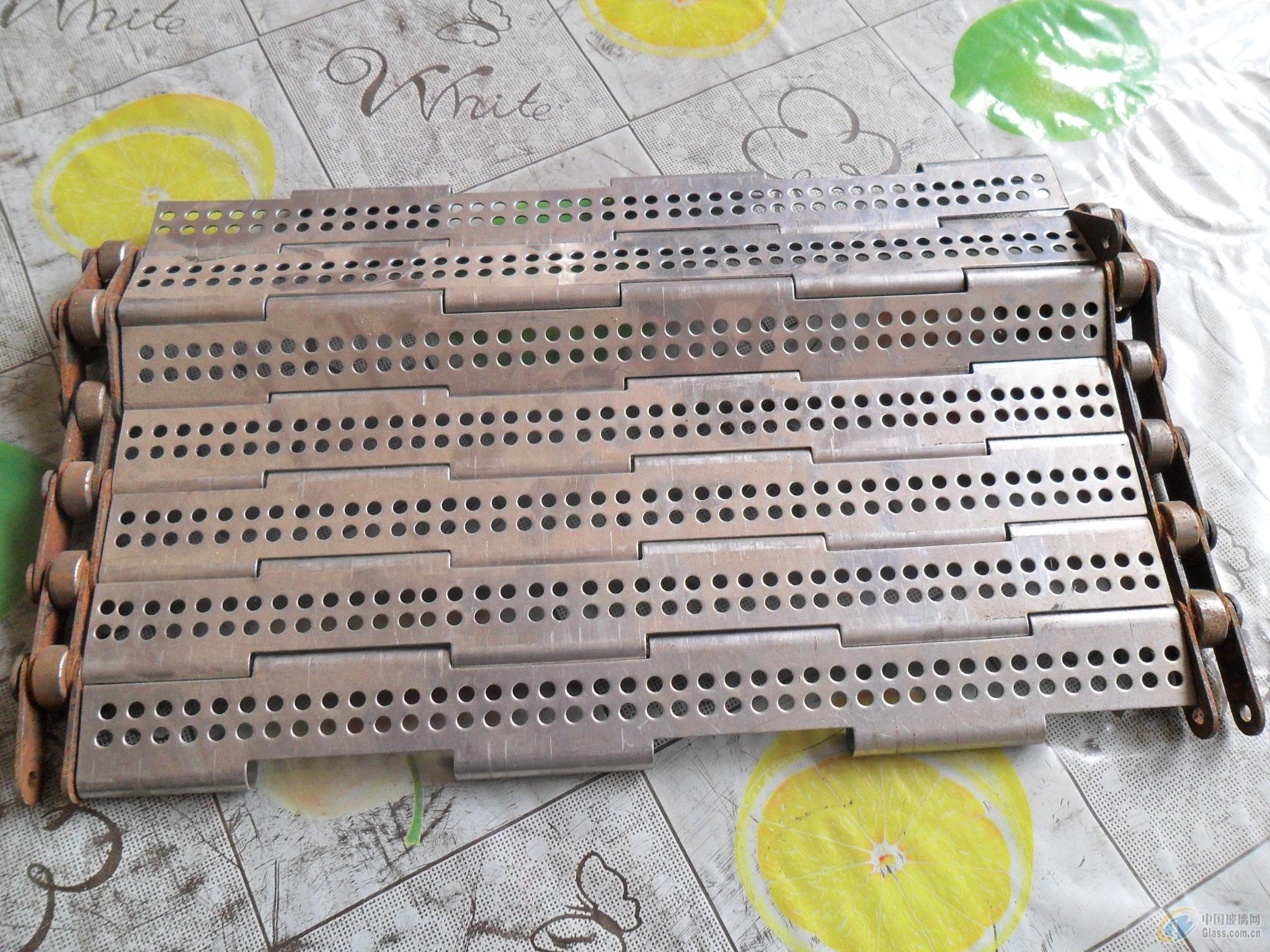 不锈钢传送带-板链-F901