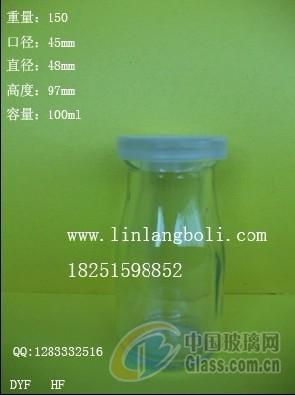 100ml布丁瓶,酸奶玻璃瓶
