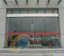 供应大港区安装玻璃门玻璃门价格