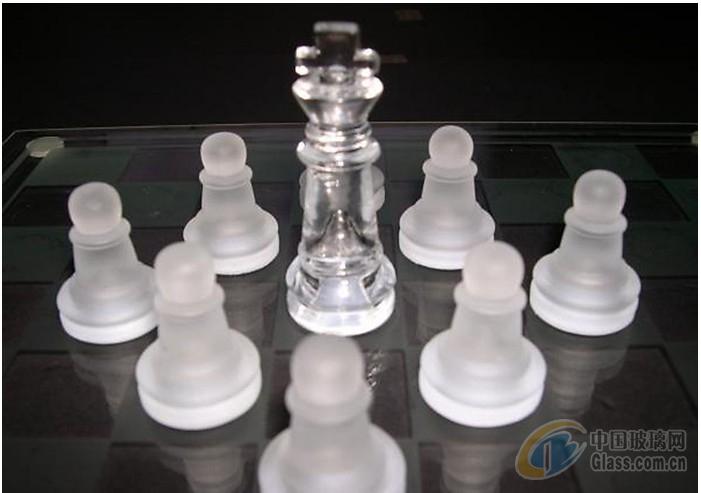 深圳水晶全部象棋,水晶礼品