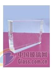 K9精品水晶影像方块白坯成批出售