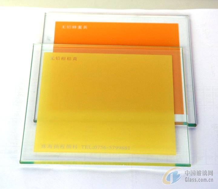 环保高温钢化玻璃油墨
