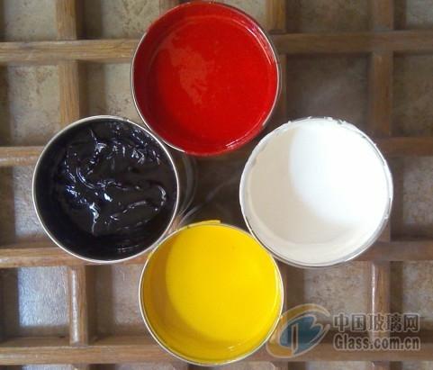 供应阳较氧化铝丝印油墨系列