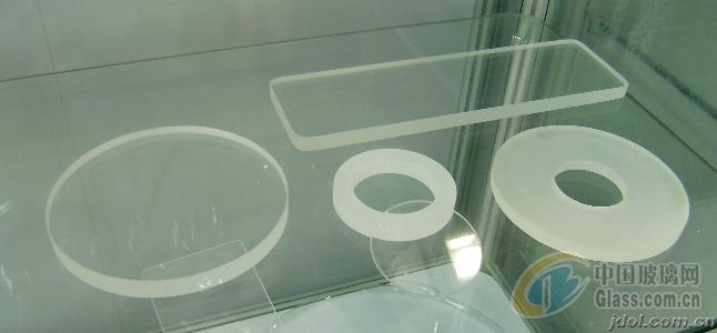 耐高温石英玻璃
