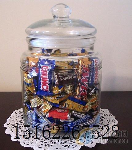 糖果罐 玻璃糖果罐
