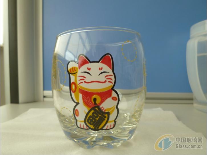 招财猫八仙杯/C101