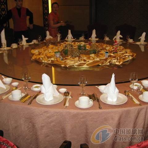 酒店餐桌转盘