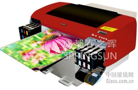 成都春之晖UV平板打印机