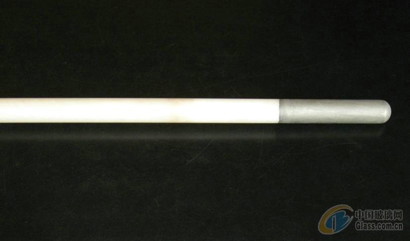 玻璃窑用铂金涂层刚玉保护管