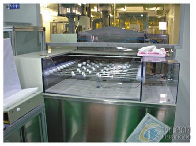 ITO导电玻璃镀膜前清洗机