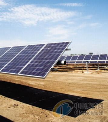 太阳能面板玻璃 钢化玻璃