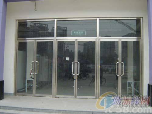 南开区维修玻璃门津士达业务精熟