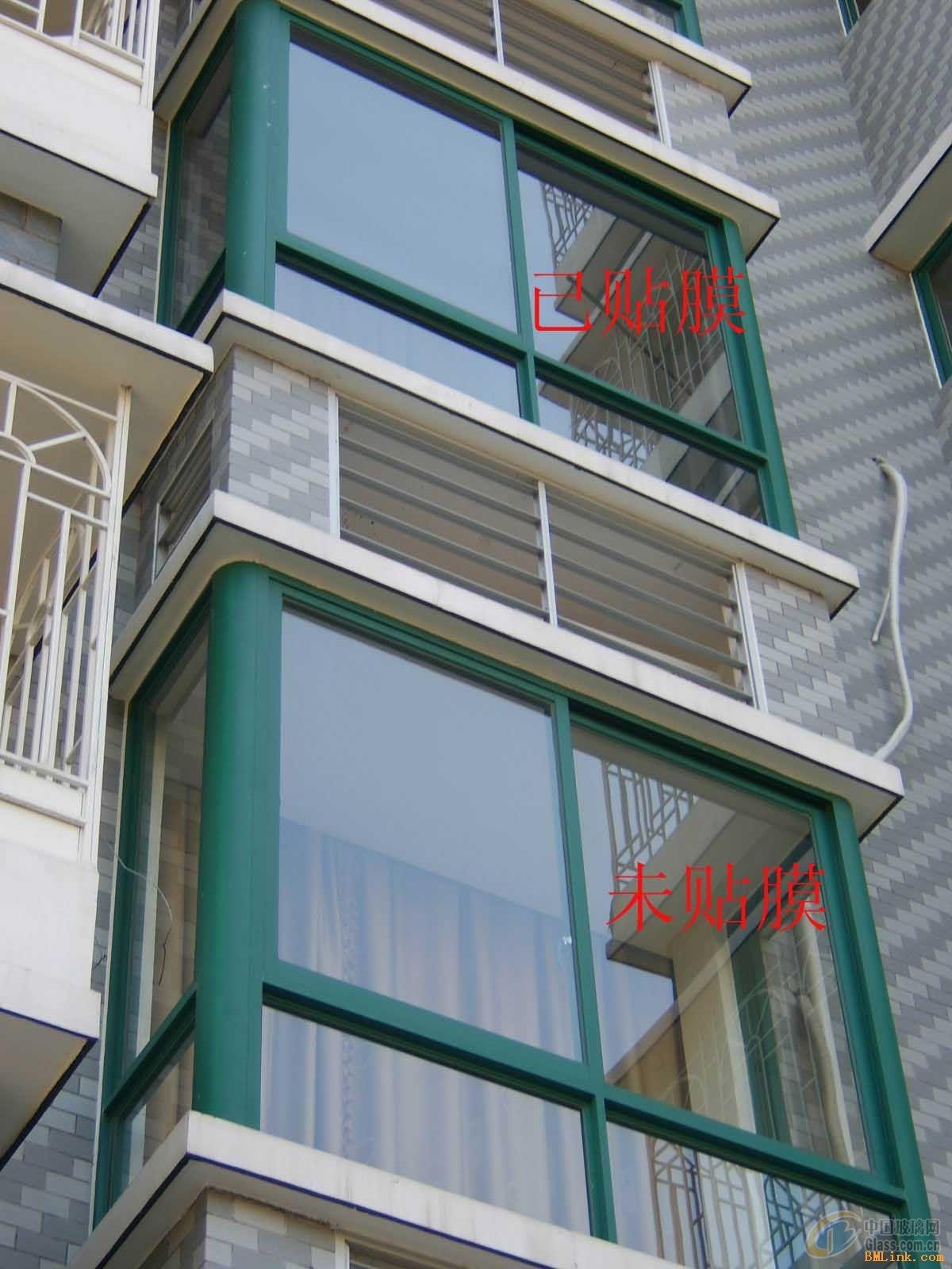年底较低价玻璃贴膜批发施工