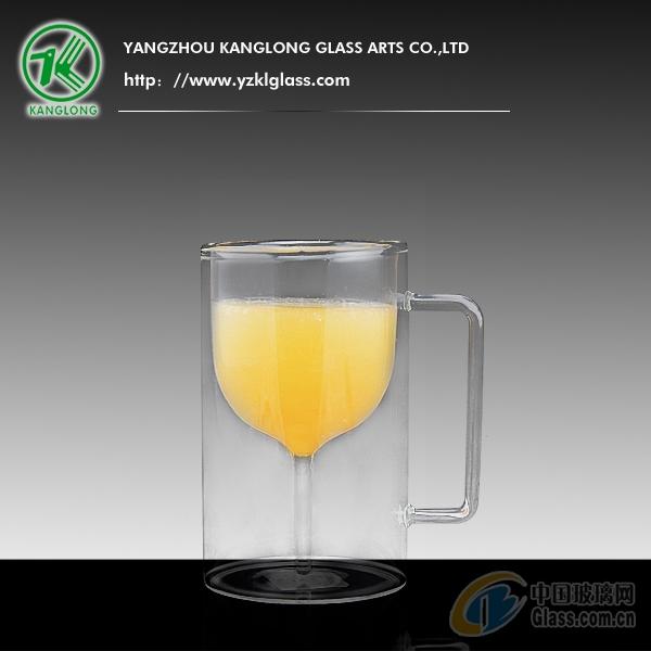 扬州康龙玻璃/玻璃制品/玻璃杯